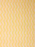Onde di colore giallo Fotografia Stock