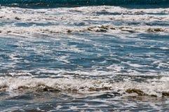 Onde di oceani d'arresto Immagine Stock