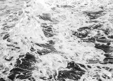 Onde di oceano Fotografie Stock Libere da Diritti