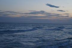 Onde di oceano Destin Florida Fotografia Stock