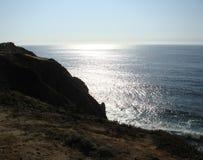 Onde di oceano nell'oceano Pacifico Fotografia Stock Libera da Diritti