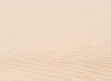Onde di sabbia Fotografie Stock Libere da Diritti