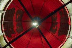 Onder de uitstekende lamp van Japan Stock Afbeeldingen