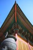 Onder het dak Royalty-vrije Stock Afbeeldingen