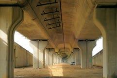 Onder het Viaduct Stock Fotografie