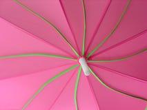 Onder mijn unbrella stock afbeeldingen
