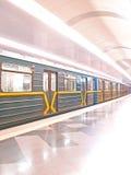 Ondergronds Stock Foto's
