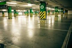 Ondergronds binnenland Royalty-vrije Stock Afbeelding