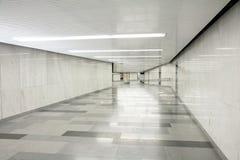 Ondergrondse Passage Stock Afbeelding