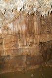 Ondergrondse rivier Stock Afbeeldingen