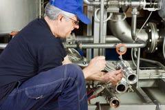Onderhoudsmachines Stock Foto's
