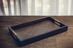 Onderleggers voor glazen en Platemat Stock Afbeeldingen