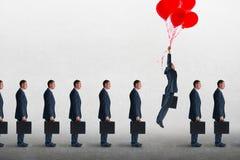 Ondernemers bedrijfsconcept stock foto