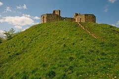 Onderstel van het kasteel Stock Fotografie