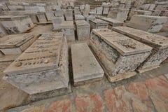 Onderstel van Olijven, Jeruzalem stock afbeeldingen