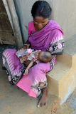 ondervoeding Royalty-vrije Stock Afbeelding