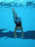 Onderwater Stock Afbeelding