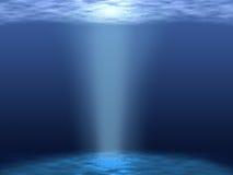 Onderwater Royalty-vrije Stock Afbeelding