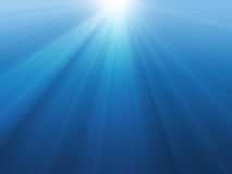 Onderwater vector illustratie