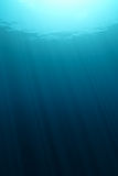 Onderwater mening Royalty-vrije Stock Fotografie