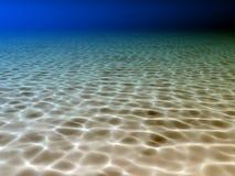 Onderwater scène Royalty-vrije Stock Foto