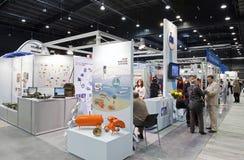 Onderwater technologie stock fotografie