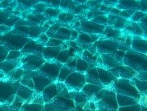 Onderwatereiland Evvoia een plaats aan reis daar Royalty-vrije Stock Foto's