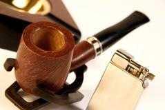 Onderwerpen voor het roken Stock Afbeelding