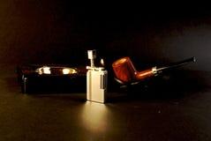 Onderwerpen voor het roken Royalty-vrije Stock Foto