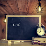 Onderwijs achtergrondconcept royalty-vrije stock fotografie