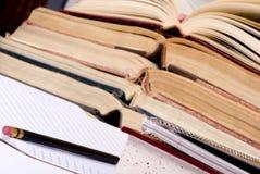 Onderwijs Concepten (Taak 3 van het Onderzoek) Royalty-vrije Stock Afbeelding