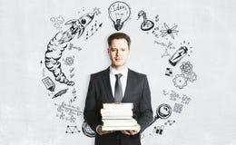 Onderwijs en planconcept Royalty-vrije Stock Foto's