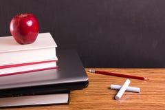 Onderwijs en technologie Stock Afbeeldingen
