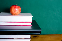 Onderwijs en technologie Royalty-vrije Stock Foto's