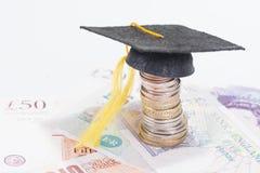 Onderwijskosten Stock Afbeeldingen