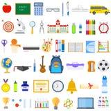 Onderwijspictogram Royalty-vrije Stock Afbeeldingen