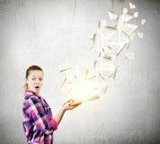 Onderwijsvoordeel Royalty-vrije Stock Afbeelding