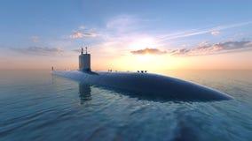 onderzeeër stock afbeeldingen