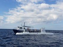 onderzeeër stock afbeelding