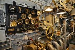 Onderzeeër ss-287 van USS Bowfin royalty-vrije stock fotografie