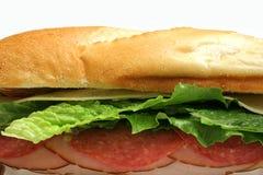 Onderzeese sandwich royalty-vrije stock afbeelding