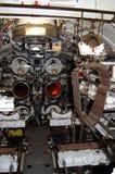 Onderzeese torpedoruimte Royalty-vrije Stock Foto's