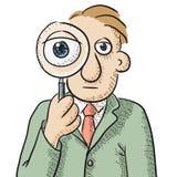 onderzoeker Stock Foto's