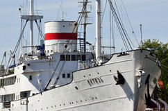 Onderzoekschip Vityaz Kaliningrad, Rusland Stock Afbeeldingen