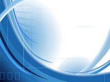 ondes abstraites de conception Image stock