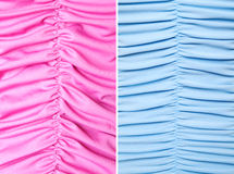 Ondes abstraites de textile | Textures Photo libre de droits