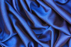 Ondes bleues. Image libre de droits