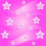 Ondes d'étoile Images stock