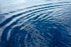 Ondes d'eau Fond de nature Image stock