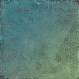 Ondes d'océan élémentaires de l'eau - fond sale Image stock